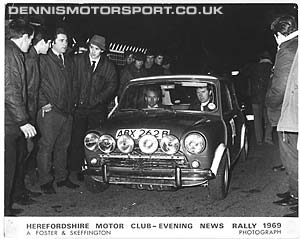 HEREFORD RALLY 1969