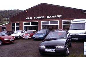 THE OLD FORGE GARAGE
